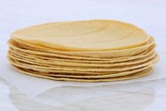Delicious mexican corn tortillas Stock Image