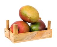Delicious Mexican mango Royalty Free Stock Photo