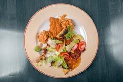 Delicious mexicana food Stock Photo
