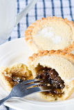 Delicious mince pies Stock Photos