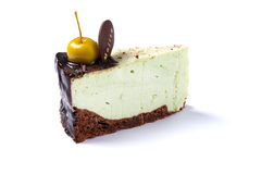 Delicious mojito cake Royalty Free Stock Photography