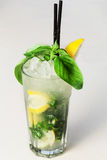 Delicious mojito cocktail Stock Image