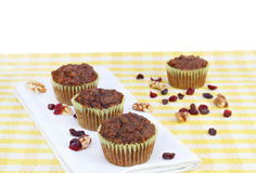 Delicious Morning Glory Muffins Stock Photography