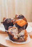 Delicious muffins Royalty Free Stock Photography