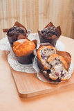 Delicious muffins Royalty Free Stock Image