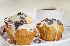 Delicious muffins Stock Photos