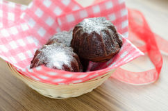 Delicious Muffins Royalty Free Stock Images