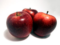 Delicious New Zealand Apples stock image