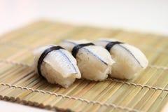 Delicious Nigiri Sushi Stock Photography