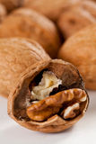 Delicious nut snack Royalty Free Stock Images