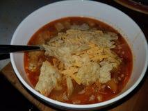 Southwest Soup stock image