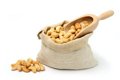 Delicious nuts Royalty Free Stock Images