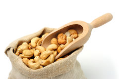 Delicious nuts Royalty Free Stock Photography