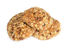 Delicious oatmeal cookies Royalty Free Stock Photography