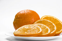 Delicious orange вкусный апельсин Stock Photos