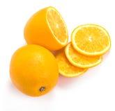 Delicious orange Stock Image
