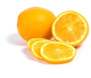 Delicious orange Royalty Free Stock Images