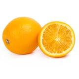Delicious orange Stock Photos