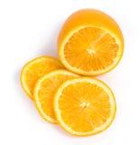 Delicious orange Royalty Free Stock Photography