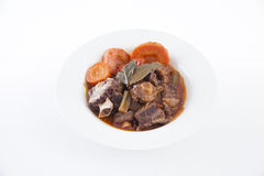 Delicious Oxtail Stew Royalty Free Stock Photography