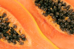 Delicious papaya Royalty Free Stock Photos