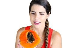 Delicious Papaya Stock Photos