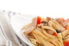 Delicious pasta. Stock Photography