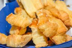 Delicious pastries Stock Photo