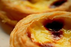 Delicious pastry Stock Images