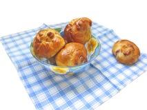 Delicious patties Stock Photo