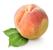 Delicious peach Royalty Free Stock Image