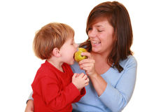 Delicious pear Stock Photography