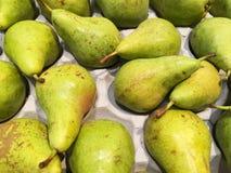 Delicious pears Stock Photo