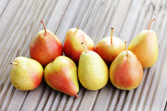 Delicious pears Royalty Free Stock Images