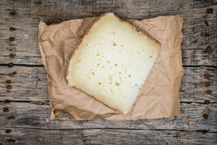 Delicious pecorino cheese Royalty Free Stock Images