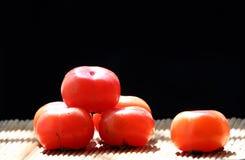 Delicious persimmon Royalty Free Stock Photos
