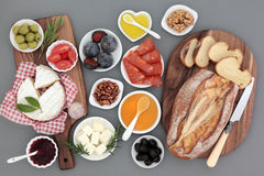 Delicious Picnic Food Royalty Free Stock Image