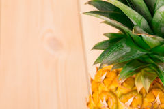 Delicious Pineapple Stock Images