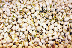 Delicious pistachio nuts Royalty Free Stock Images