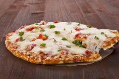 Delicious pizza. Stock Image
