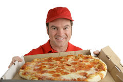 Delicious Pizza For You stock image