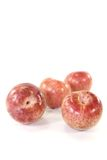 Delicious Pluots Royalty Free Stock Photography
