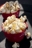 Delicious popcorn Stock Images
