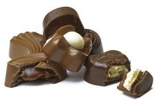 Delicious praline Royalty Free Stock Photography