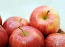 Delicious premium gala apples Stock Photo