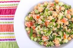 Delicious quinoa salad Stock Images