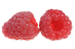 Delicious raspberries Royalty Free Stock Photo