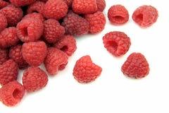 Delicious Raspberries Stock Photography