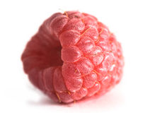 Delicious raspberry. Close up shot of a delicious raspberry Royalty Free Stock Photography