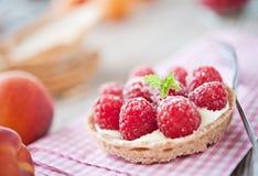 Free Delicious Raspberry Cake Royalty Free Stock Photo - 53270535